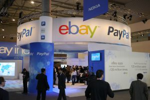 ebay, paypal exhibition stand